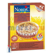 Отзывы о <b>Хлопья</b> 5 видов зерновых <b>Nordic</b>