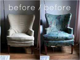 blue wing chair review wingback chair cover home design ideas and