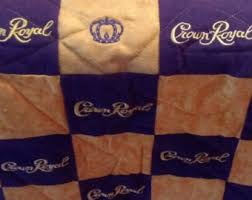 Crown Royal Quilt Custom Made to Order Crown Royal Quilt & Crown Royal Quilt Custom Made to Order Quilts for Guys Lap Quilt Couch  Throw Man Cave Adamdwight.com