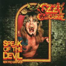 Check out our ozzy osbourne album cover selection for the very best in unique or custom, handmade pieces from our shops. Ozzy Osbourne Speak Of The Devil Complete 2 Nights 2021 Casinobillionaire