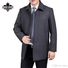 best whole new men woolen winter coats and jackets casual men s wool overcoats longer warm 3xl 4xl jacket mens wool coats thicken cloth under 65 34