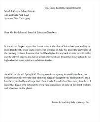 Job Resignation Letter Template New Teacher Job Resignation Letter Templates Free Template