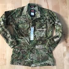 Tru Spec Jacket Sizing Chart Nwt Tru Spec Ripstop Bdu Coat Tactical Camouflage Nwt