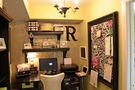 decorating a small office space. Beautiful Office Spaces Chic Decorating Ideas For Small Space A