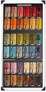 Tim Holtz Distress Stain Color Board Way Cool Distress