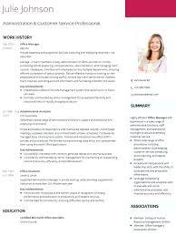 Professional Cv Free Download Template Professional Cv Sample Uk Vitae Resume Free