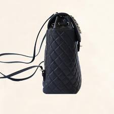 chanel quilted backpack. chanel | quilted lambskin urban spirit backpack ghw large - the-collectory e