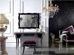 Makeup Vanities For Bedrooms With Lights Bedroom Astonishing Modern Makeup Vanity Set Withlights