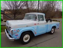 1959 Ford F-100 XL Shelby Pick Up Truck VERY CLEAN NO RESERVE for ...