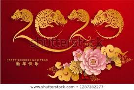 chinese new year card 2020 pin on year of the rat 2020