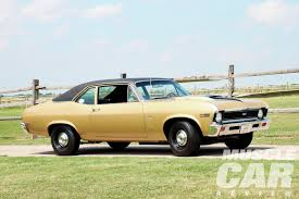 1969 Chevrolet Nova SS396 - Light Heavyweight - Muscle Car Review ...