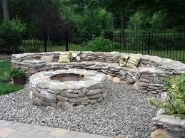 Stylish Design Stone Fire Pit Designs Magnificent 1000 Images About Natural Stone  Fire Pits On Pinterest