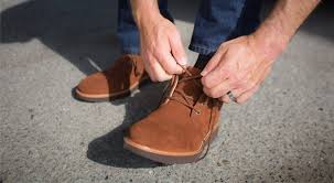 how to care for your nubuck suede shoes