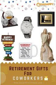 17 thoughtful retirement gifts for coworkers