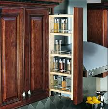 Amazoncom Rev A Shelf 3 Wall Pullout 30 H Fillers Natural