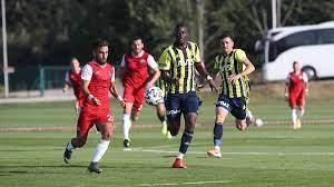 Fenerbahçe 2-2 Fatih Karagümrük (Hazırlık maçı) - Fenerbahçe Spor Kulübü