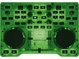 Hercules Djcontrol Glow Controller With Led Light And Glow Effects Hercules Dj Djcontrol Glow