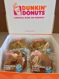 Dunkin Donuts Allergen Chart What Can You Order At Dunkin Donuts If Youre Gluten Free