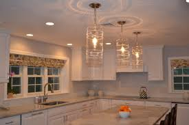 kitchen glass pendant lighting. Kitchen : Beautiful Pendant Lights Over Island Luxury Throughout Clear Glass For Lighting