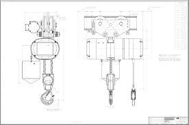 Product code 5279m cm lodestar xl electric chain hoist 230 460 3