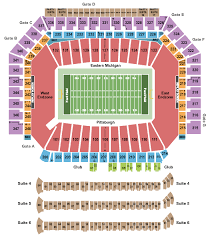 Ford Field Seating Chart View Ford Field Seating Chart Detroit