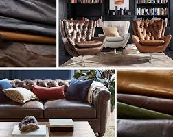 types of leather furniture what you need to know