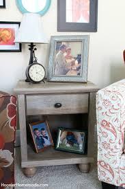 rustic bedroom makeover hoosier homemade