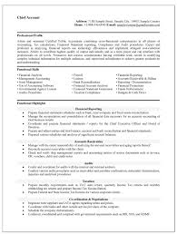 resume for accountant position converza co