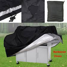 waterproof bbq cover grill outdoor fire pit gas