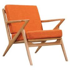 Orange Accent Chairs on Hayneedle Orange Living Room Chairs