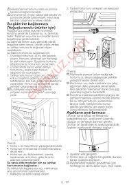 Beko D 70 K Çamaşır Kurutma Makinası - Kullanma Kılavuzu - Sayfa:34 -  ekilavuz.com