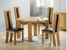 solid wooden dining table and chairs round dining table 6 chairs wooden and solid oak dining