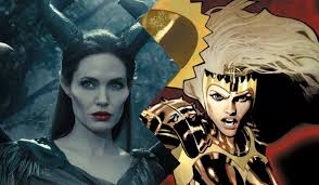 Angelia Jolie on 'Eternals' & Joining ...