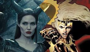 Angelia Jolie on 'Eternals' & Joining ...