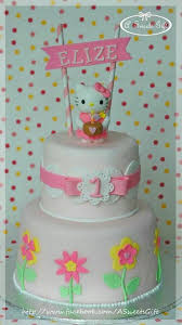 Clean And Simple Hello Kitty Birthday Cake Wwwfacebookcom