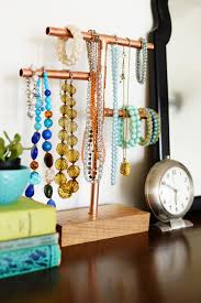 Diy Necklace Holder 11 Diy Necklace Storage Ideas