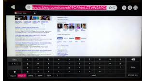 lg tv keyboard. the on-screen keyboard has well spaced out keys lg tv o