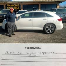 Customer Testimonials - All City Auto Sales Indian Trail NC