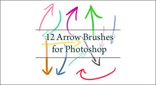 12 arrow brushes ps7 and cs3 6