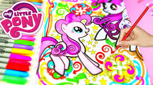 Small Picture MLP My Little Pony Creative Coloring Book Pinkie Pie Twilight