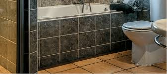 grout bathroom. grout or caulk between floor tile and tub bathroom n