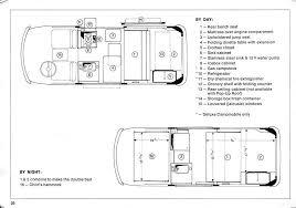 1974 vw cmobile westfalia interior layout