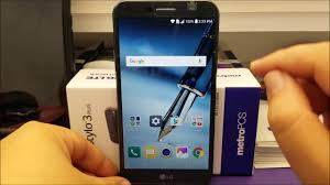 Lg Stylo 3 Notification Light Colors Metropcs Lg Stylo 3 Plus How To Change Software Keys Color