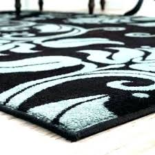black and brown area rugs blue and brown area rugs blue brown area rug fl scroll