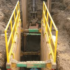 Image result for trench boxes work great for all kinds of construction projects