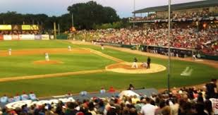 Cougar Field Seating Chart Kane County Cougars Class A Baseball Picture Of