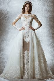 zuhair murad bridal fall 2015 wedding dresses wedding inspirasi