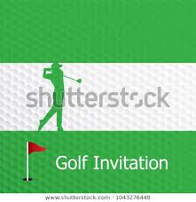 Golf Tournament Flyer Template Golf Tournament Invitation Flyer Template Graphic Stock