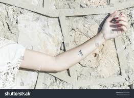 Detail Arm Young Woman Dragonfly Tattoo Stock Photo Edit Now 361075808