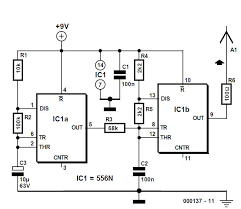wire tracer (transmitter) schematic circuit diagram wire tracer schematic diagram Wire Tracer Circuit Diagram #43